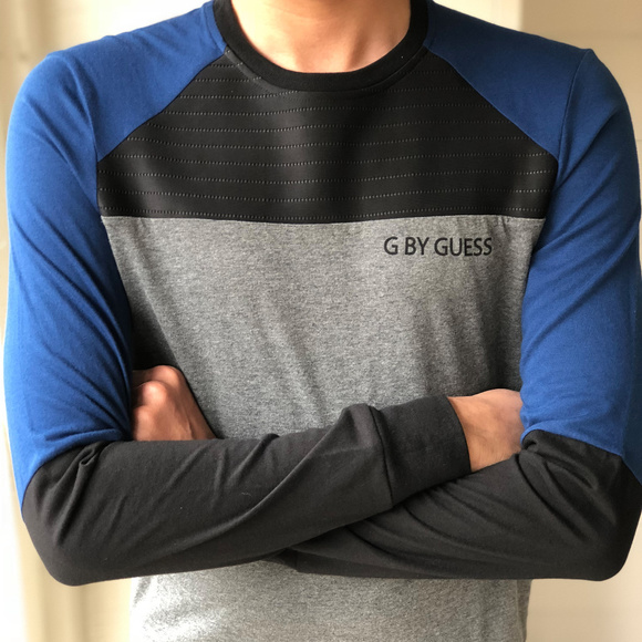 G by Guess Other - G by Guess Long Sleeve T-Shirt LS Crew XS NWT